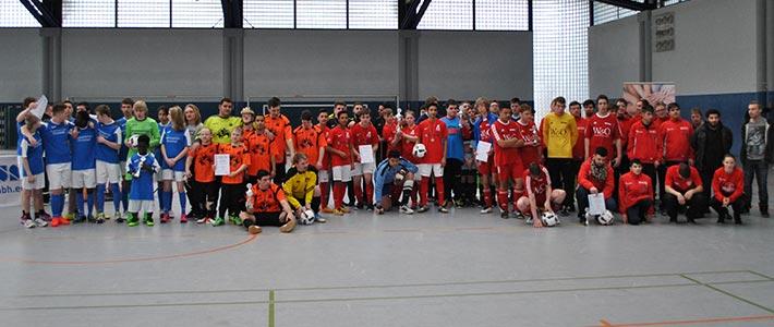 Team Bärenstark gewinnt den Sporthotel Grünberg Cup 2017