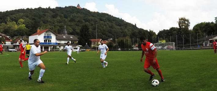 TSV 1884 Neusadt II – Inter Erbach II